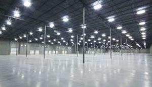 Commercial & industrial LED Retrofits in Amalgamated Dwellings